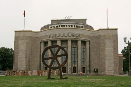 El Volksbühne de Berlín