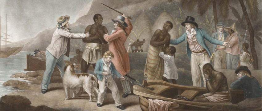 Imagen tomada de la Universidad Rice. riseandfallofslavery.wordpress.com