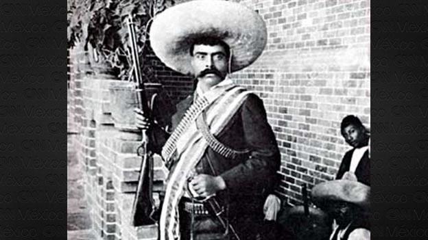 Emiliano Zapata. Foto tomada de revistazonalibre