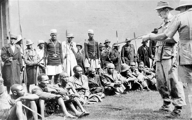 Dominio británico en Kenya. Fotografía tomada de la página cinabrio.over-blog.es
