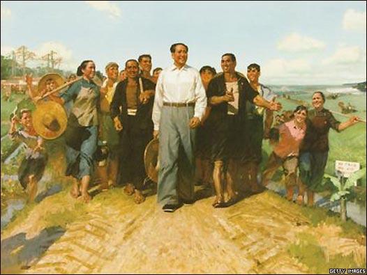 El sueño maoísta. Tomada de emaze.com