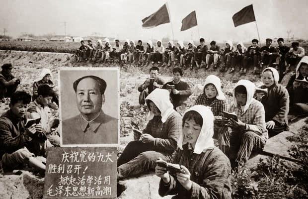 La instrucción agropecuaria del camarada Mao. Tomada de laboresylosdias.blogspot.com