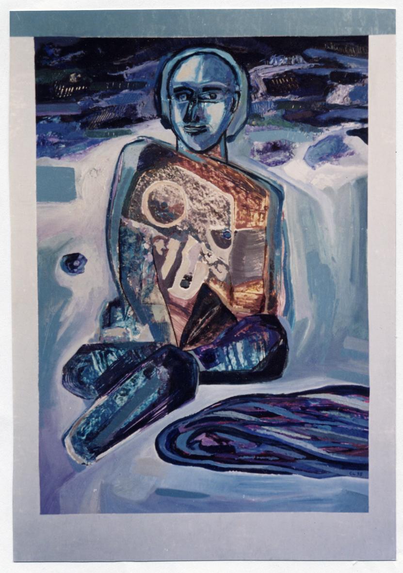 El Ángel Azul. 1995