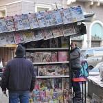 Democracia mediática. Un país con muchos periódicos es un mirlo blanco para la profesión periodística.