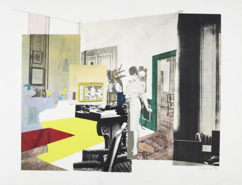 Interior. Richard Hamilton 1965. IVAM
