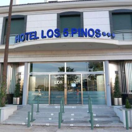 Hotel Los Cinco Pinos, Madrid