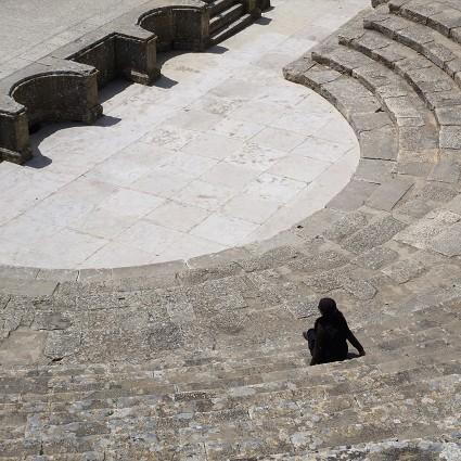 Teatro romano Dougga