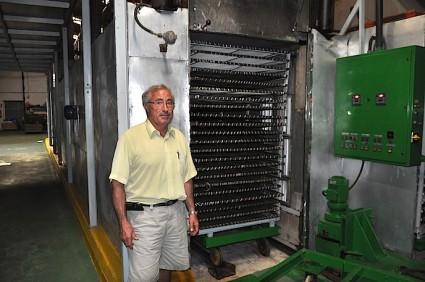 Los hornos de secado de Unión Rexi