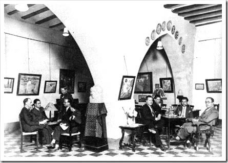 Sla Blava de Valencia. Ilustración de http://valenciablancoynegro.blogspot.com.es/