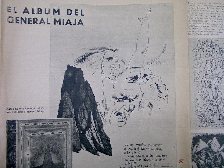 Uno de los trabajos de Renau al servicio de la República Española.