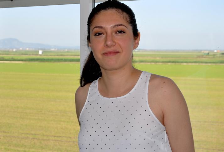 Elena Villegas, Directora de la Cooperativa.