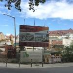 Construcción de una escuela en Nuremberga
