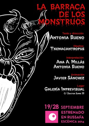 cartel definitivo con logo festival LA BARRACA
