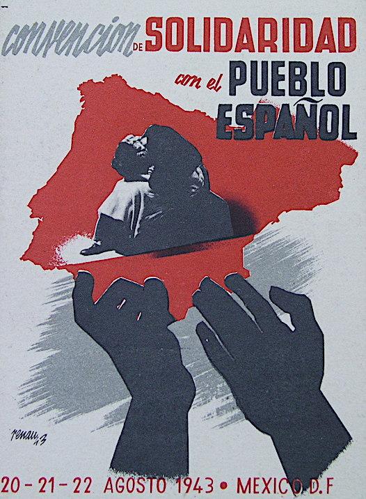 Cartel de Renau producido en México