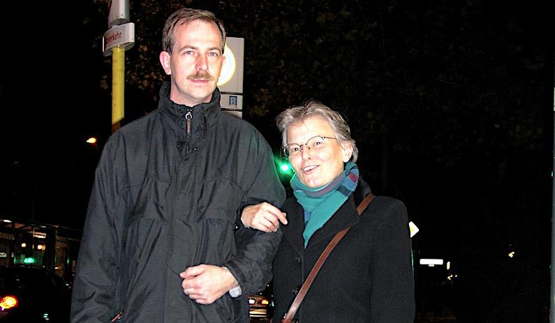 Peter y Marta Hofmann, en 20116